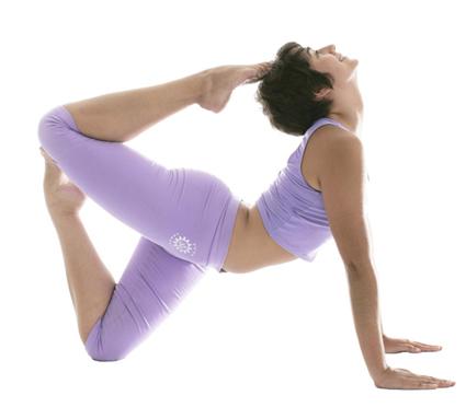 Ásana  yoga